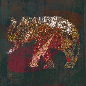 تابلو دیواری مدل فیل , دیجیتال آرت , تابلو دیجیتال آرت , جدیدترین مدل تابلو دیواری , تابلو دکوراتیو , فروش تابلو مدرن برجسته , سایت سوران , تابلو دیواری مدل شیک