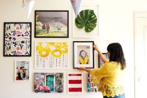 تأثیر تابلو دیواری بر دکوراسیون داخلی