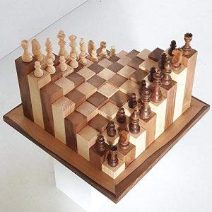 شطرنج چوبی , خرید اینترنتی شطرنج , شطرنج , شطرنج چوبی دست ساز , شطرنج چوبی پلکانی